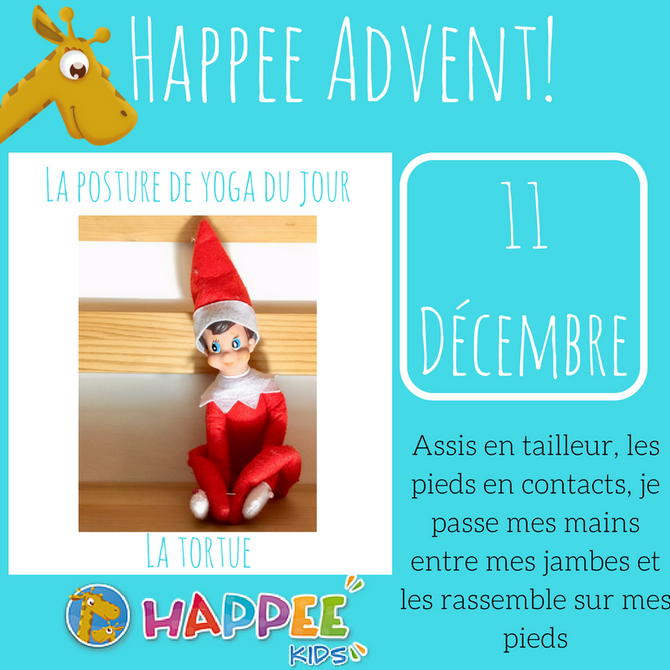 Happee Advent #11