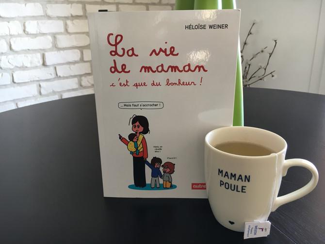 """""""La vie de maman, c'est que du bonheur!"""""""