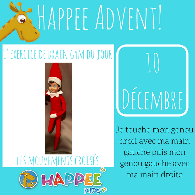 Happee Advent #10