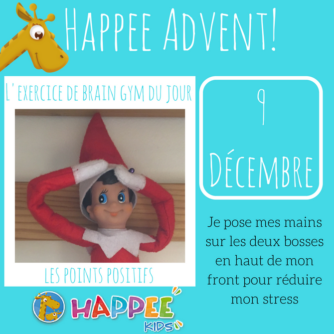 Happee Advent #9
