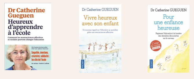 """Retour sur la conférence de Catherine Gueguen """"Heureux d'apprendre à l'école""""."""