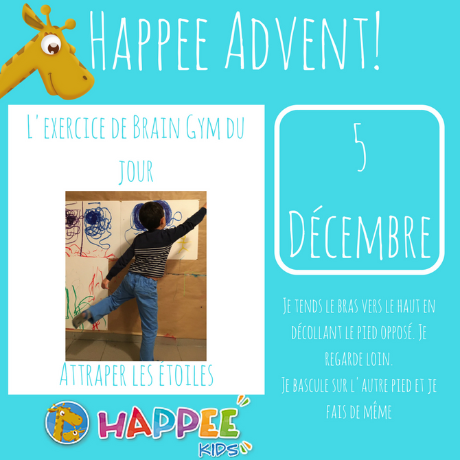 Happee Advent #5