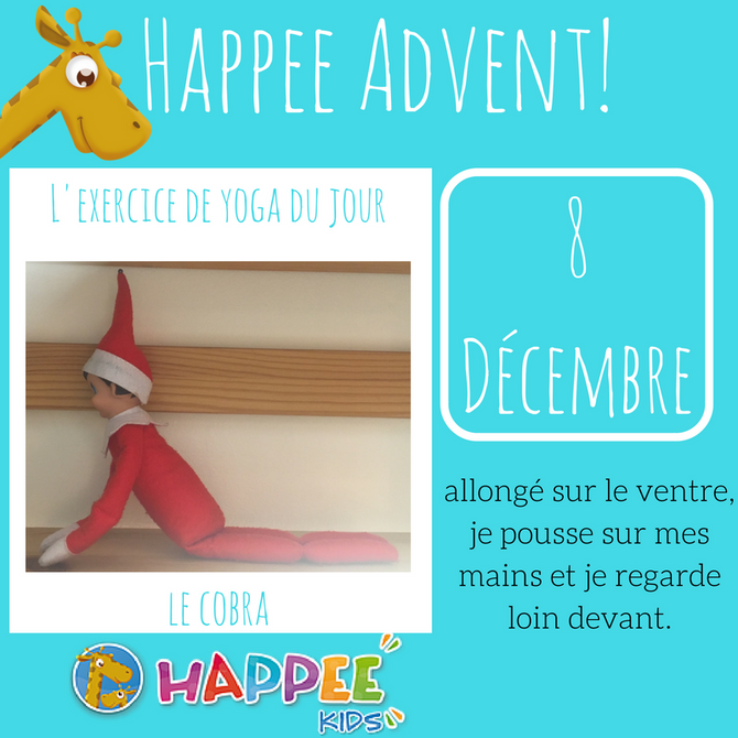 Happee Advent #8