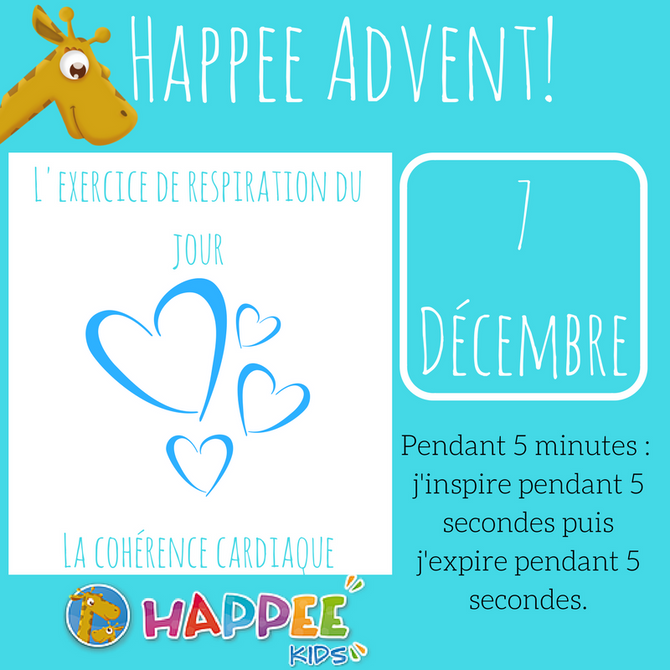 Happee Advent #7