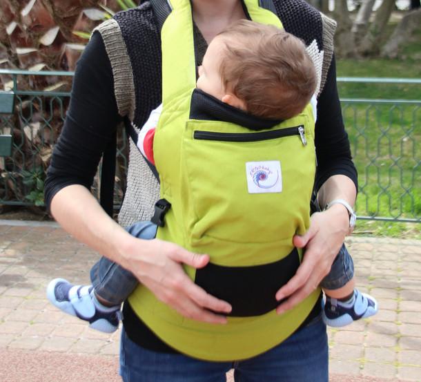 portage bébé happee kids
