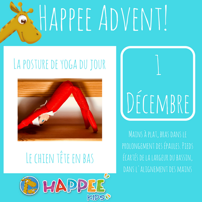 Happee Advent #1