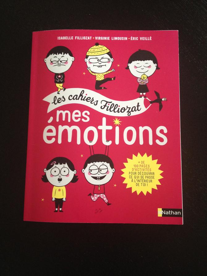 """Découverte du Cahier d'activités """"Mes émotions"""""""