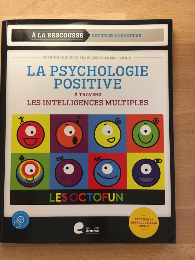 """""""La psychologie positive à travers les intelligences multiples"""""""