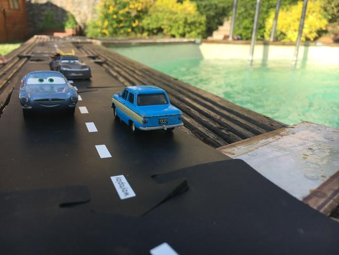 Way To Play : une route flexible pour jouer aux voitures partout!