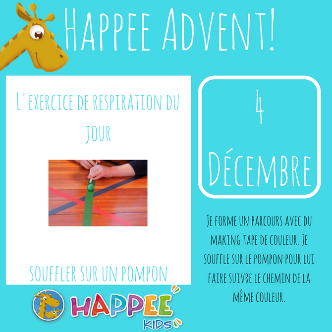 Happee Advent #4