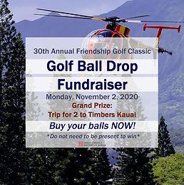 2020 Golf Ball Drop