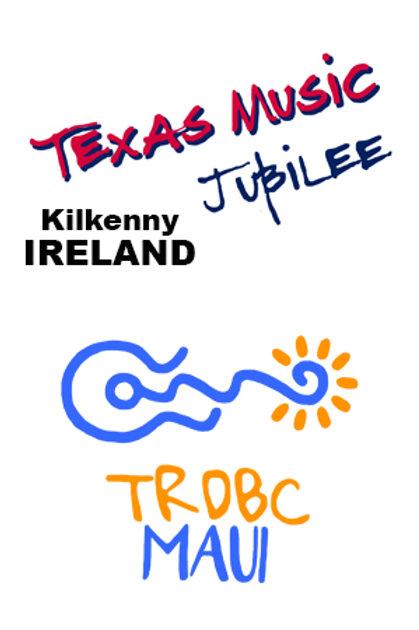 Combo Package TRDBC Maui and Texas Music Jubilee $2,998 plus $60 Processing Fee