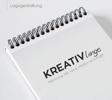 Logogestaltung Kreativlinge