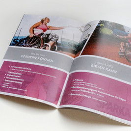 Design Sponsormappe