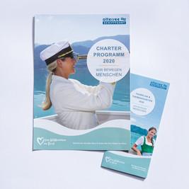 Schifffahrt Folder Titel