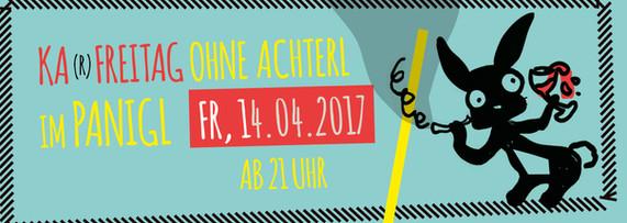 Flyer + Facebookwerbemittel für ein Musikevent zur Osterzeit