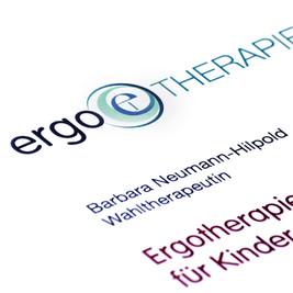 Logogestaltung für eine Ergotherapeutin