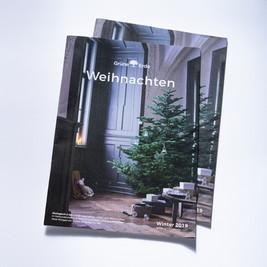 Weihnachtskatalog Titel