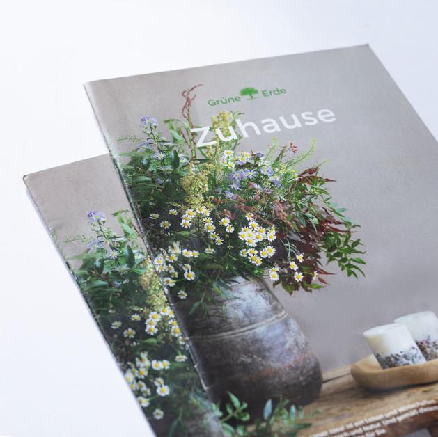 Zuhause Katalog Titel
