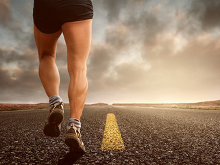 על כאבים בזמן ריצה