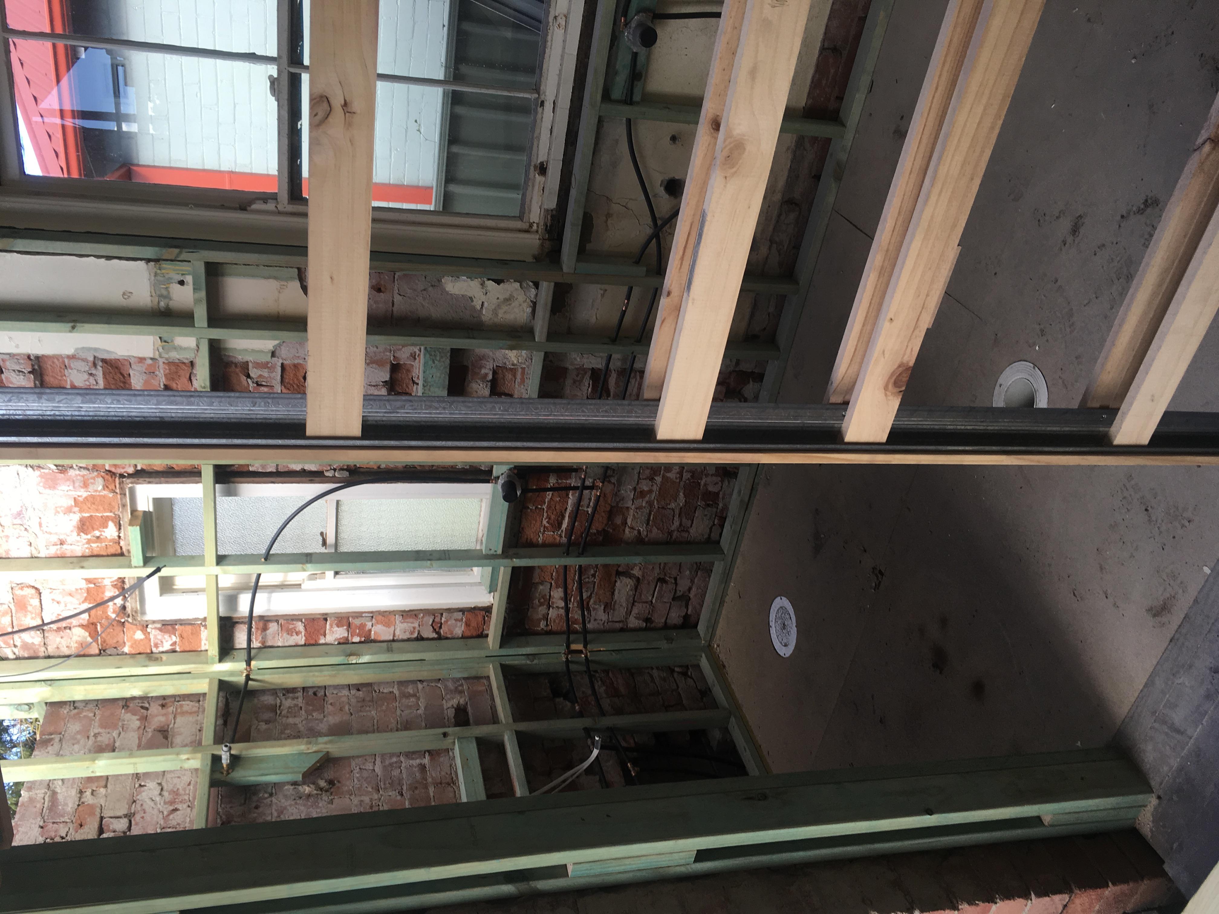 Floor Frame Inspection