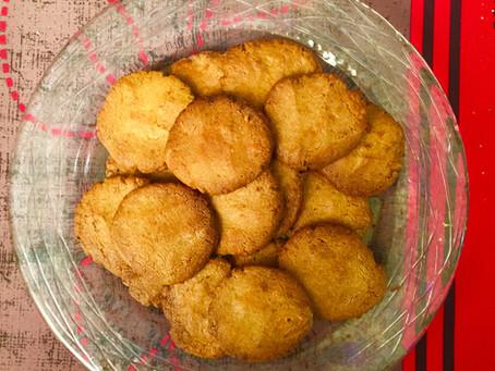 Petits Biscuits beurre de noix