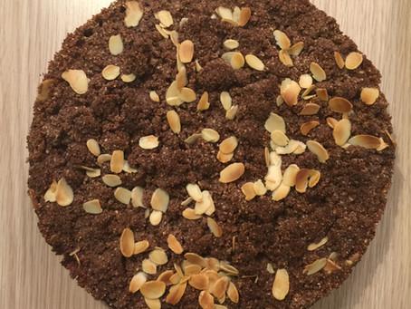 Gâteau choco-framboise