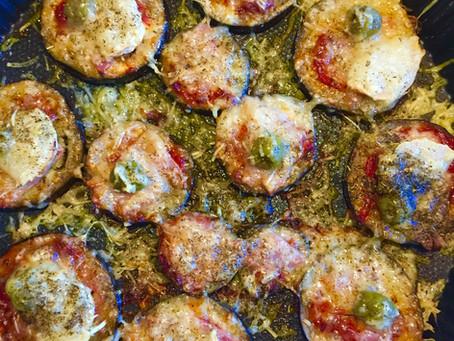 Pizz'aubergine