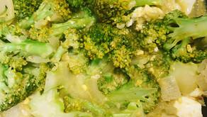 Brocolis feta