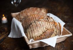 Rustic Tuscan Bread