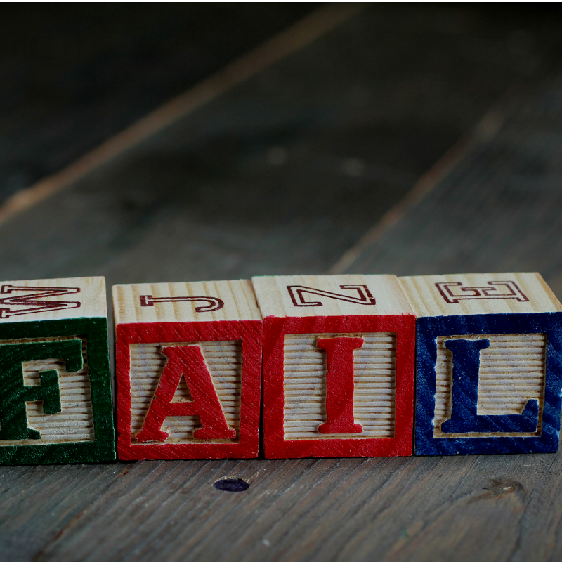 Fail Forward® - 6 sessions