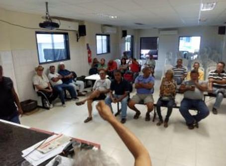 Reunião da Diretoria de Anistia
