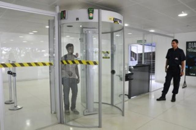 Porta-Giratória | Imagem ilustrativa