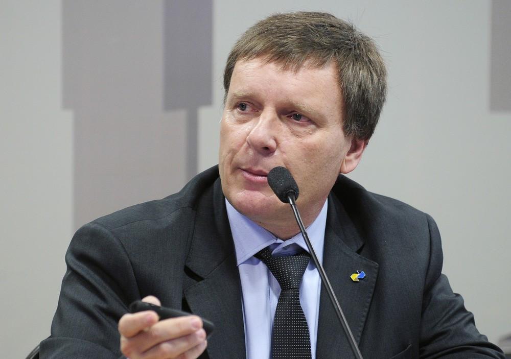 Carlos Fortner, presidente da ECT
