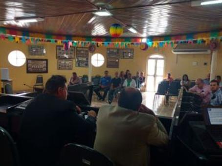 Sanharó: SINTECT-PE recebe apoio de vereadores e da população contra fechamento de agência