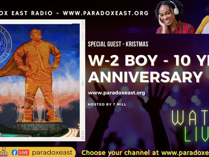 New episode of Paradox East Radio Available now