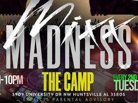 The DJ Cypher in Huntsville Al. Mixx Madness
