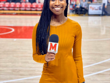 Black Women in Sports Journalism - Raichele Privette