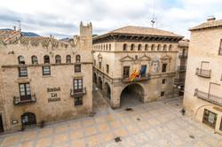 Plaza de Valderrobres