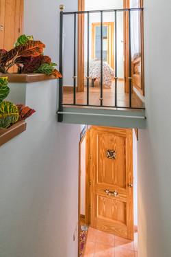 Escaleras duplex