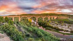 Puente de Torre del Compte - La Torre Bridge