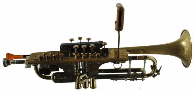 Hans Leeuw's Electrumpet