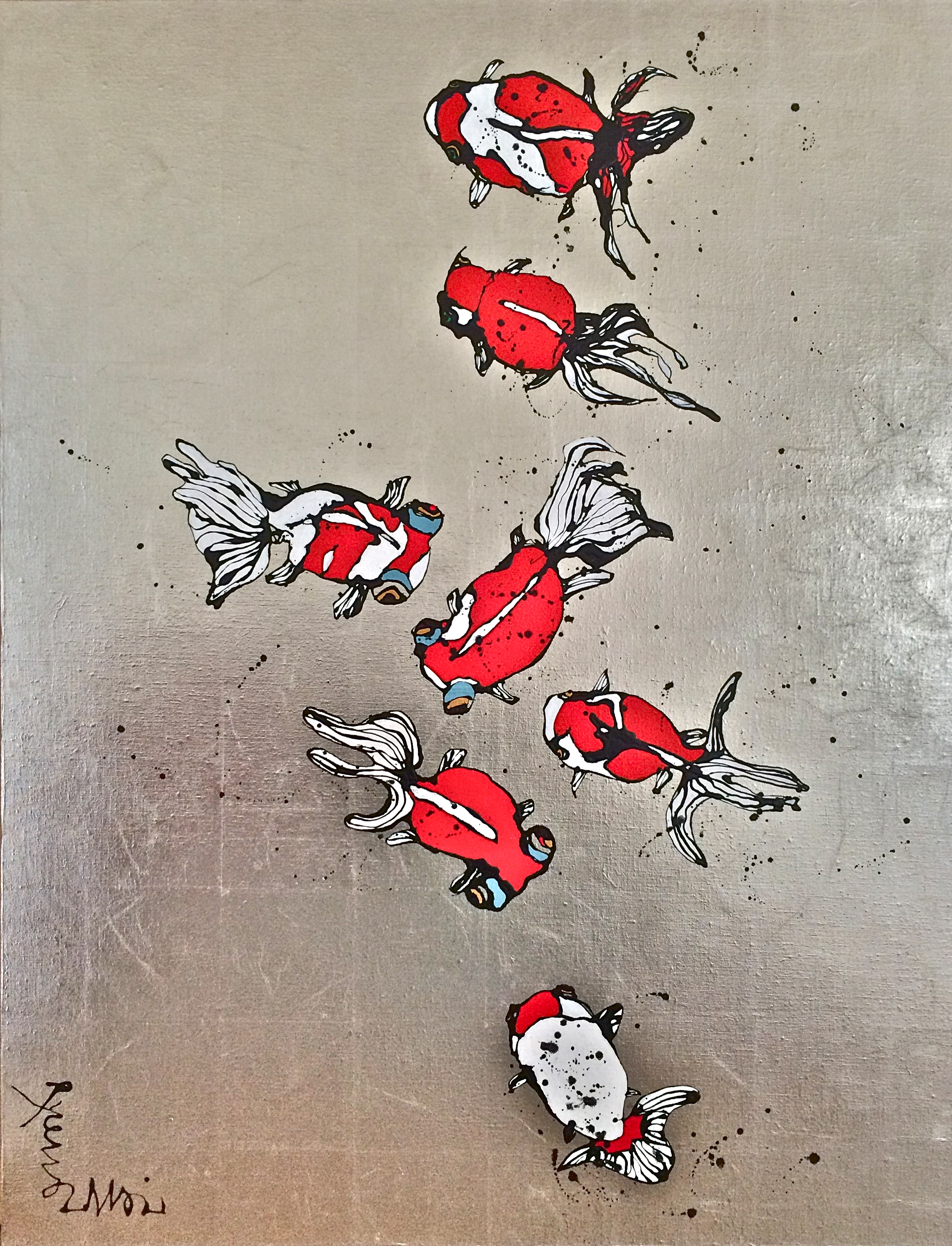 7 Goldfish