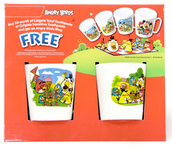 Cup Holder Display Standee