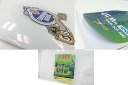 Digital Print Sticker