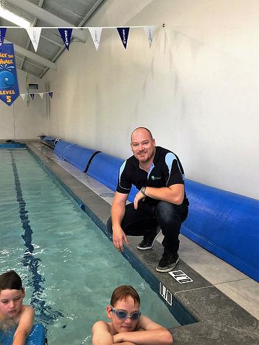 Scott Turner Swimming Coach