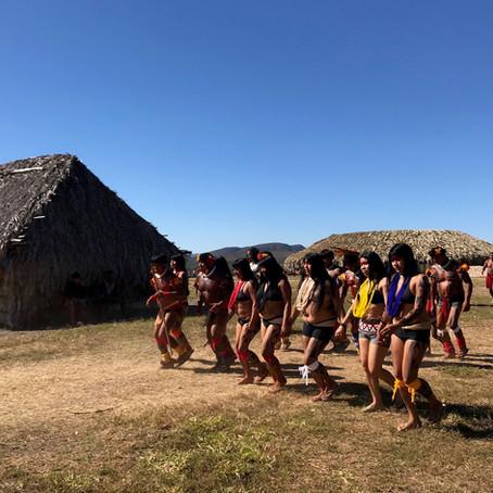 Aldeia Multiétnica - Encontro de Culturas Tradicionais da Chapada dos Veadeiros