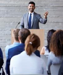How Public Speaking Can Keep You Ahead of the Competition