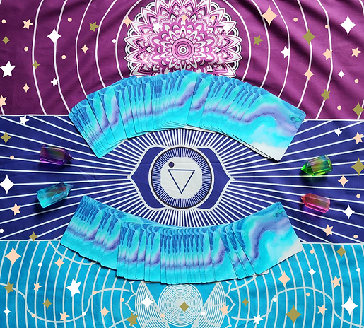 Empowered Visions Deck, affirmation deck, oracle deck, oracle cards, affirmation cards, guidance cards, guidance deck, affirmations