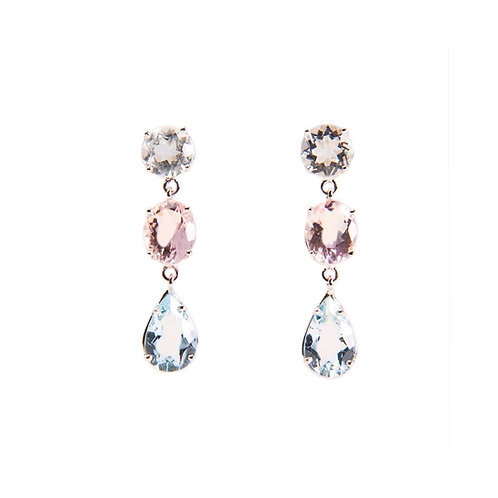 PASTEL EARRINGS - MADE ON DEMAND -